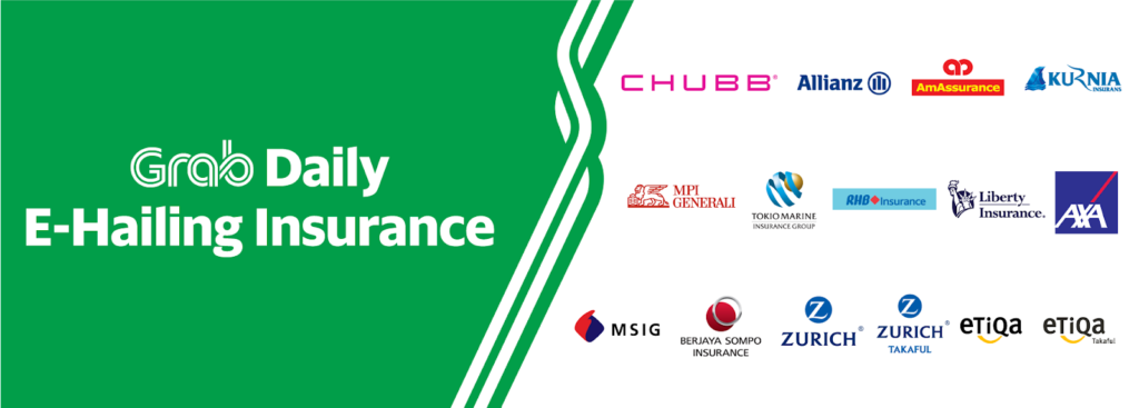 Grab Malaysia Launches Daily Insurance for E-Hailing Drivers 1