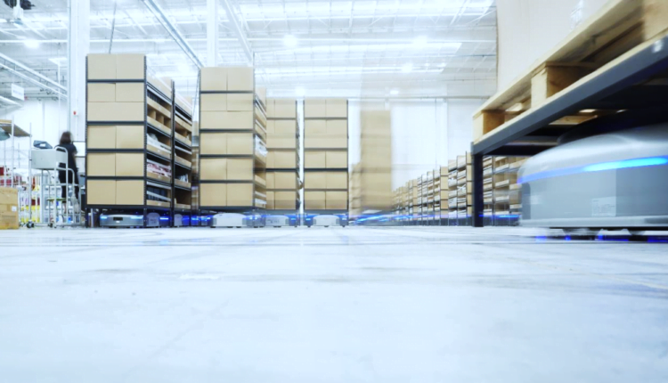 How Mobile Robotics is Addressing E-Commerce Fulfillment Demand