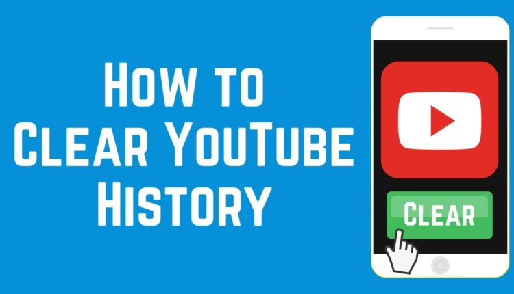 How to clear your YouTube history on web and app