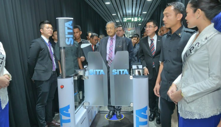 Malaysia airports signs SITA deal on digital opportunities
