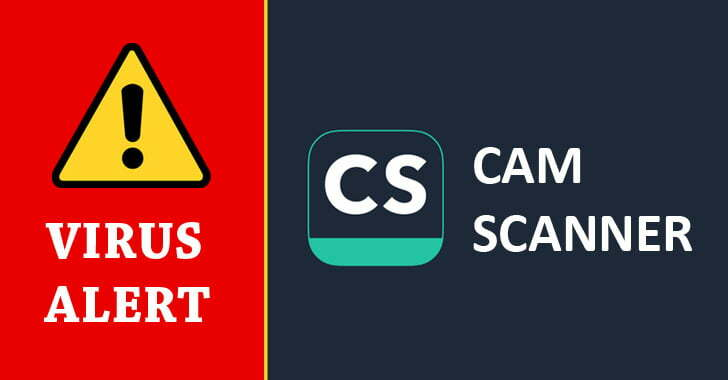Malware Found in CamScanner Android App With 100+ Million Users