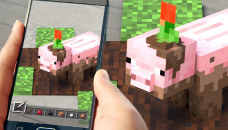 Minecraft Earth beta expands to Android