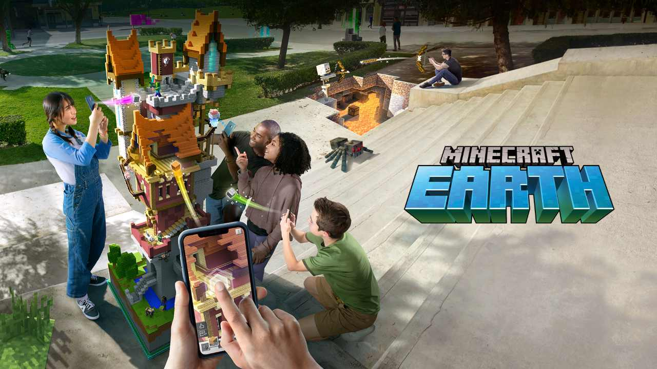 Minecraft Earth opens up its beta service for supported Android devices