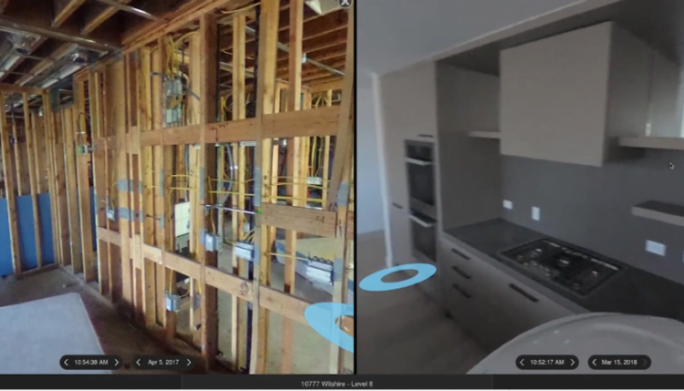 OpenSpace raises $14 million for AI platform that visually tracks construction projects