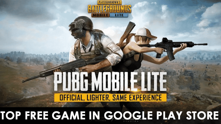PUBG Mobile Lite Becomes Top Free Game in Google Play Store