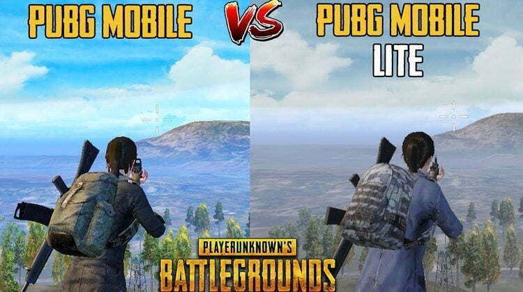 PUBG Mobile vs PUBG Mobile Lite What Are The Differences?