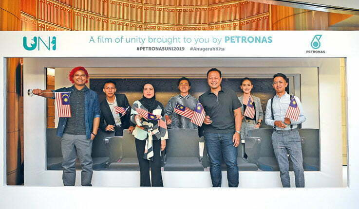 Petronas unveils National and Malaysia Day webfilm in conjunction with 45th anniversary