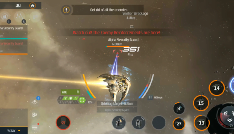 Second Galaxy is the Next Big Sci-fi Space Trading Game on Mobile