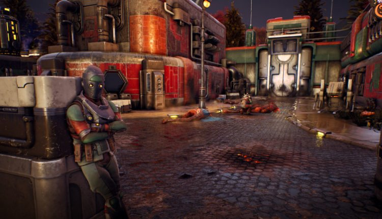 The Outer Worlds Is Just As Screwed Up As Real Life