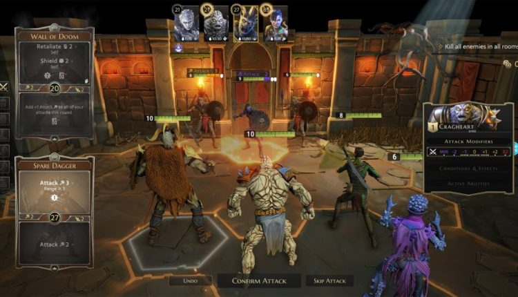 The developer of Gloomhaven wants to see what kind of demand there is for Linux support