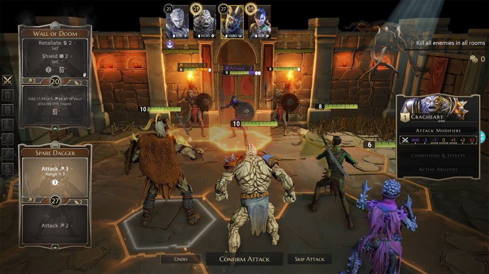 The developer of Gloomhaven wants to see what kind of demand there is for Linux support 1