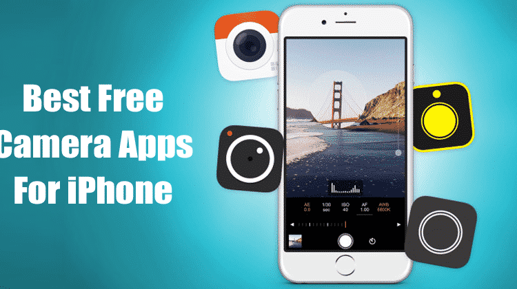 Top 10 Best Camera Apps For iPhone 2019
