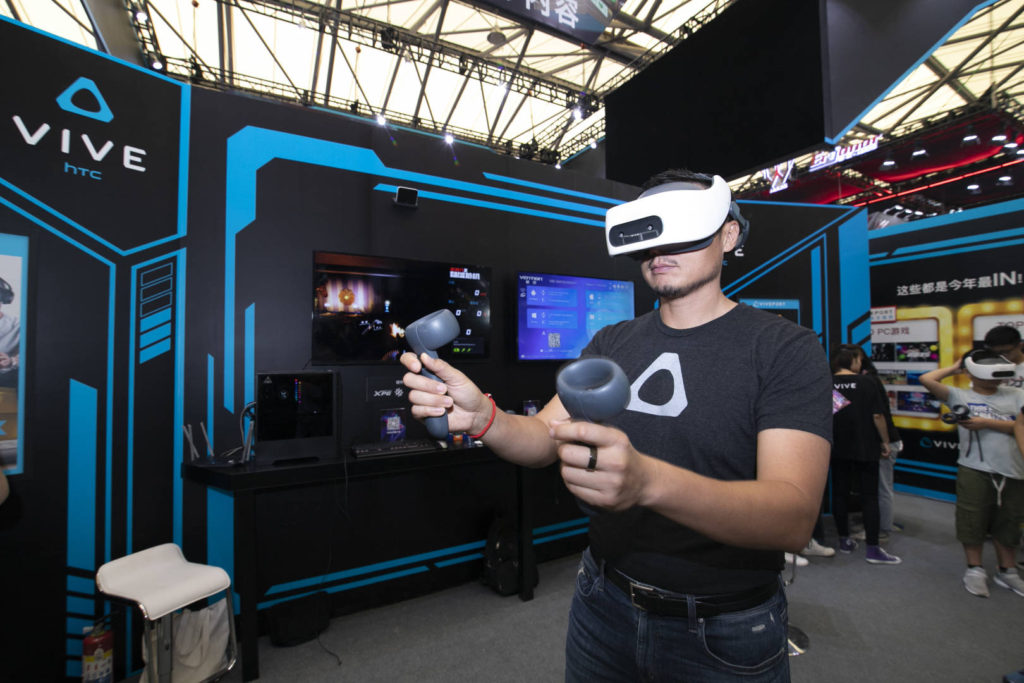 HTC Vive ChinaJoy 2019