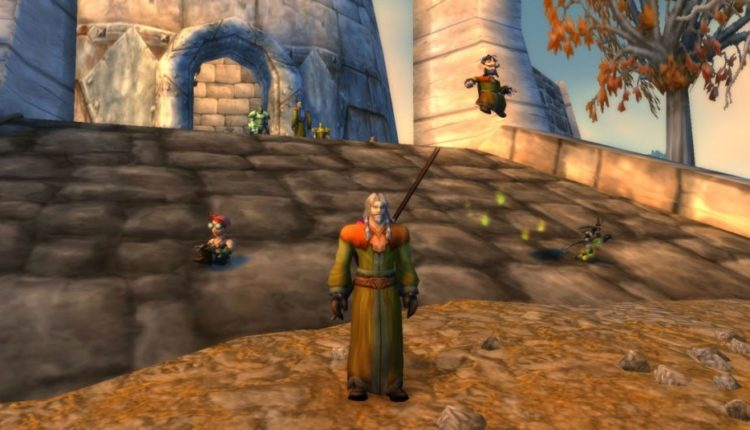 WoW Classic Brings The Community Back To World Of Warcraft