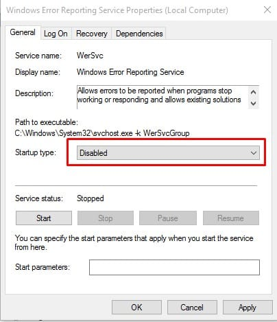 Using Windows Services