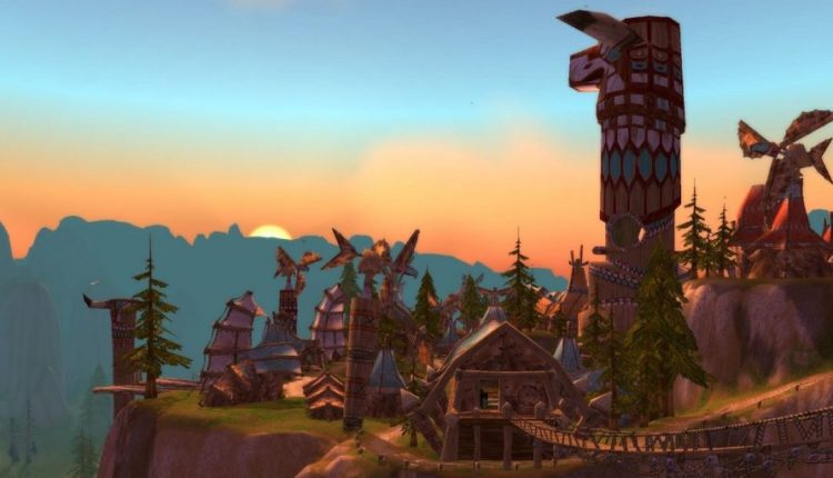 World of Warcraft Classic: How to Get to Thunder Bluff