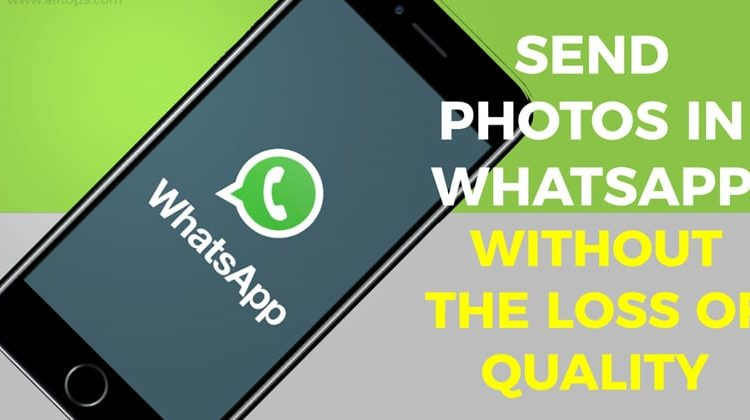How to Send Pictures Without Compression on WhatsApp