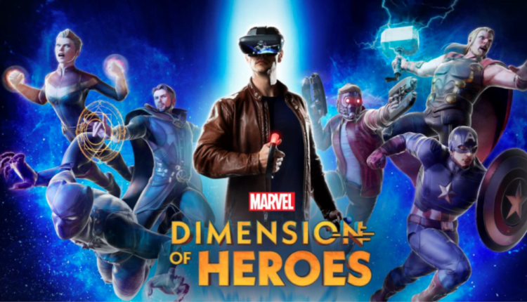 Latest Lenovo Mirage AR Game Dives Into Marvel Comics