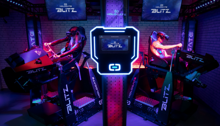 Hologate Blitz Offers new Immersive Possibilities for VR Arcades