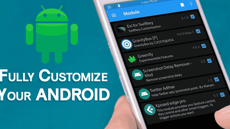 How To Customize Your Android With GravityBox