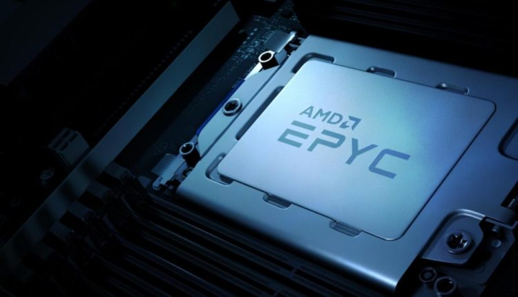 AMD Unveils Epyc 7H12: A 280W 7nm Server Core to Rule the Roost