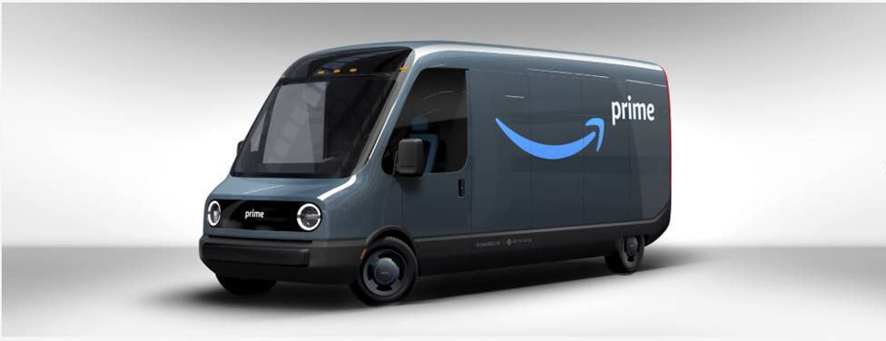 Amazon Orders 100,000 Rivian Electric Vans With Delivery Starting By 2021