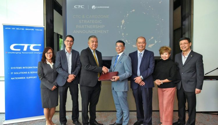 CTC Malaysia, Cardzone offer payment digitalisation on CUVIC Cloud