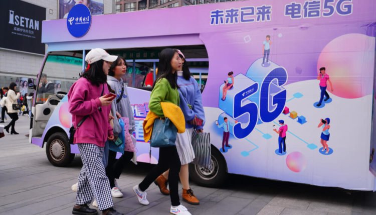 China is leading with 5G but it needs to protect against cyberthreats