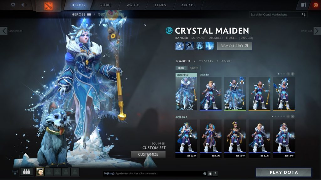Dota 2 Would Kindly Like You To Play More Hard Support