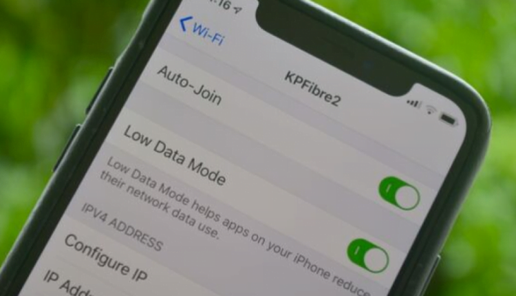 How to Enable Low Data Mode on Your iPhone