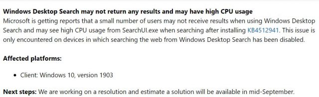 MS-Search-Problem