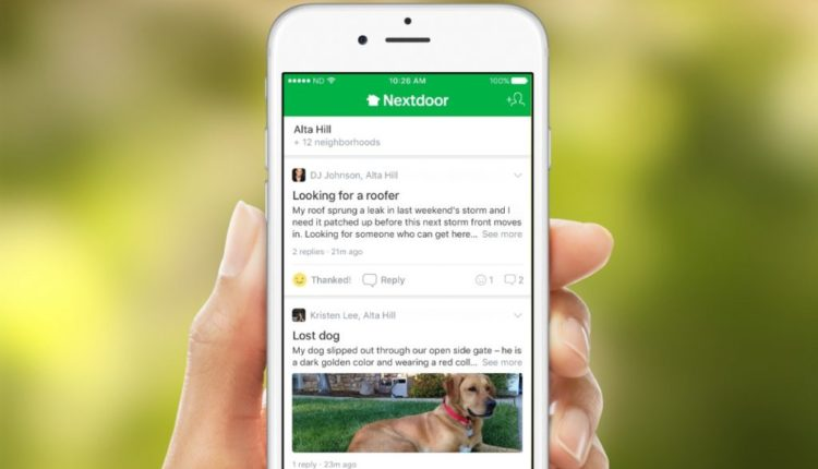 Neighborhood social network Nextdoor closes $170 million round