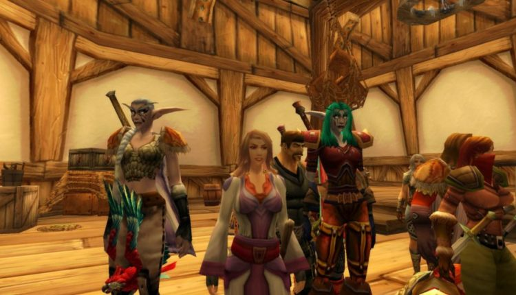 Playing World Of Warcraft For The First Time Ever Is Wonderful
