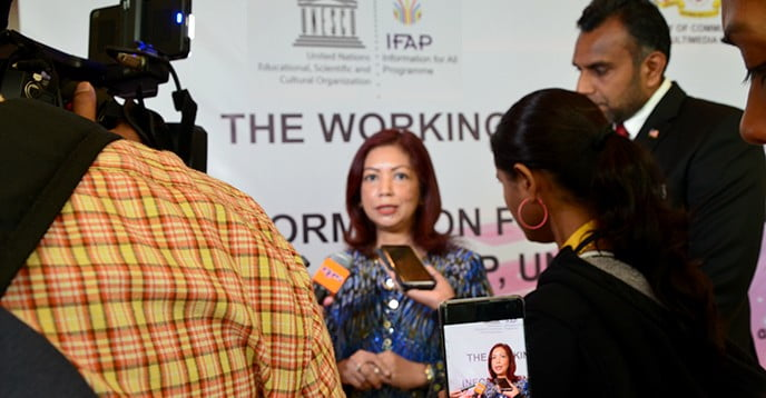Right to access information highlighted by IFAP at its meeting in Malaysia