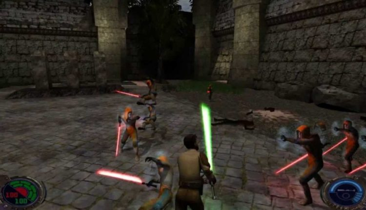Star Wars: Jedi Knight II Jedi Outcast hits Nintendo Switch