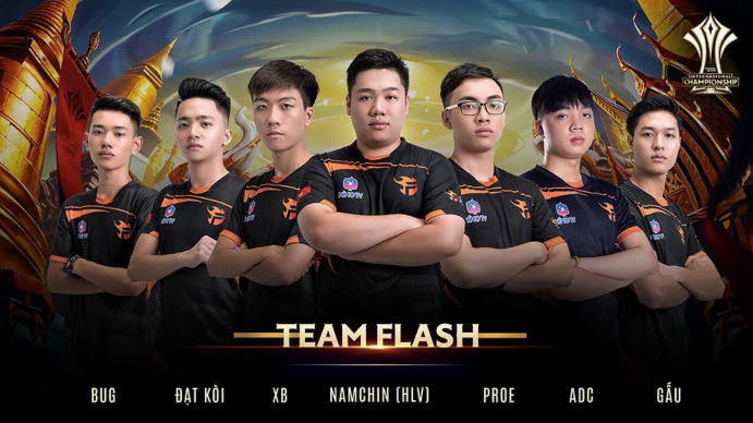 Team Flash raises US$1.5M to help esports athletes pursue a professional gaming career