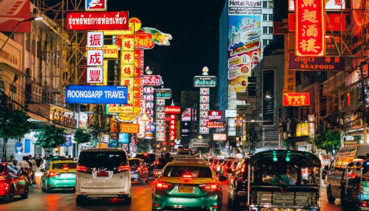 Thailand 4.0: Can going digital help reinvigorate the economy?
