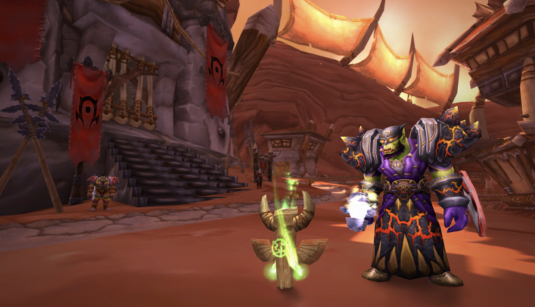 WoW Classic reportedly continues to be affected by DDoS attacks