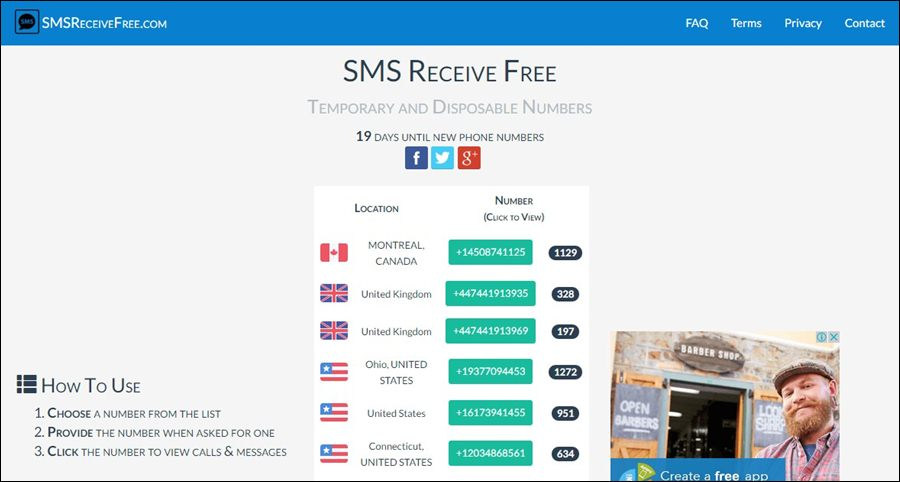 How to Bypass Phone SMS Verification on any Website\/Service