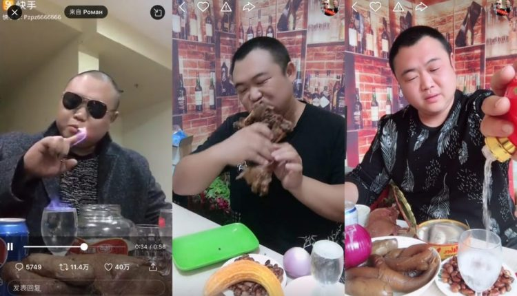 The Chinese social media stars unknowingly going viral in the West