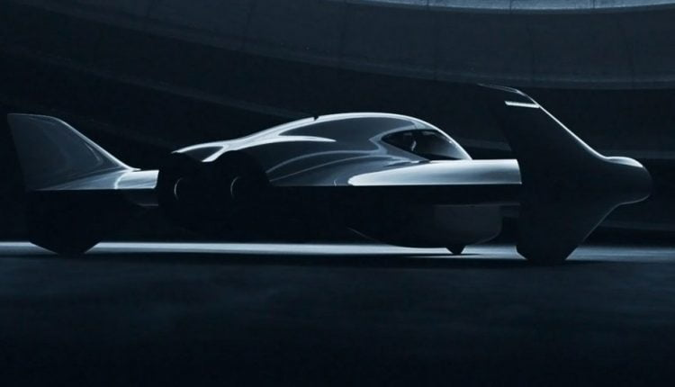 Porsche and Boeing Want to Build This Sexy Flying Car Together