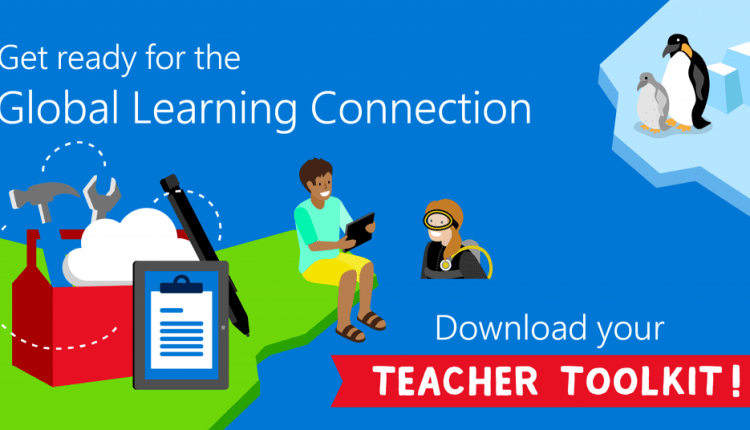 Microsoft Global Learning Connection event in Nov. 5-6