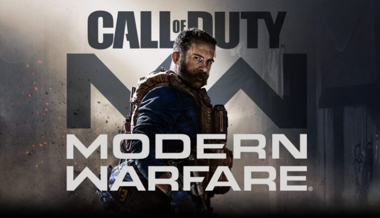 Call Of Duty: Modern Warfare now available for Xbox One