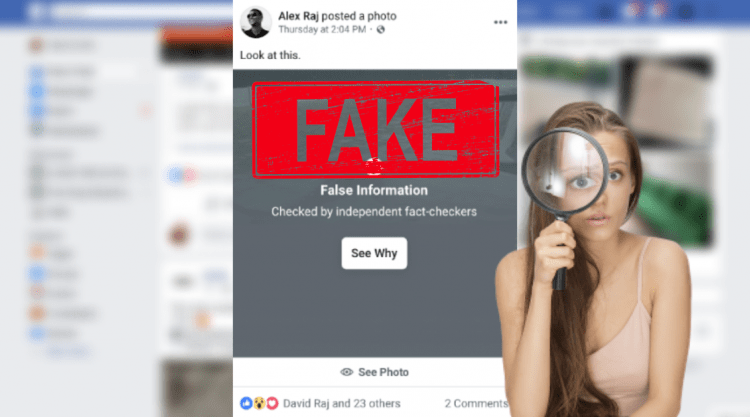 Facebook will clearly label fake news to prevent 2020