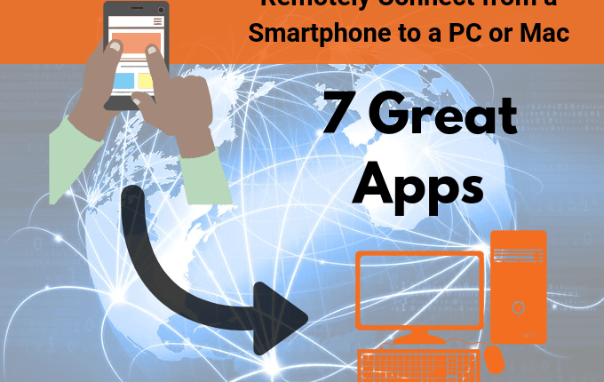 7 Great Apps To Remotely Access a PC Or Mac From a Smartphone Or Tablet