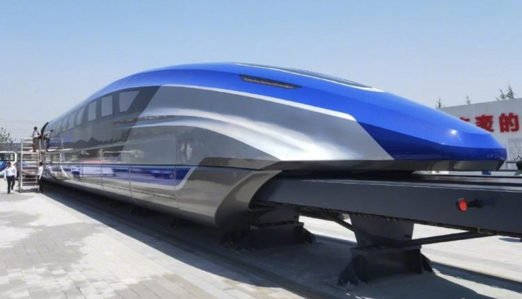 China Starts Building Double Speed Maglev Test Track