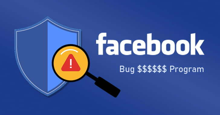 Facebook Now Pays Hackers for Reporting Security Bugs in 3rd-Party Apps