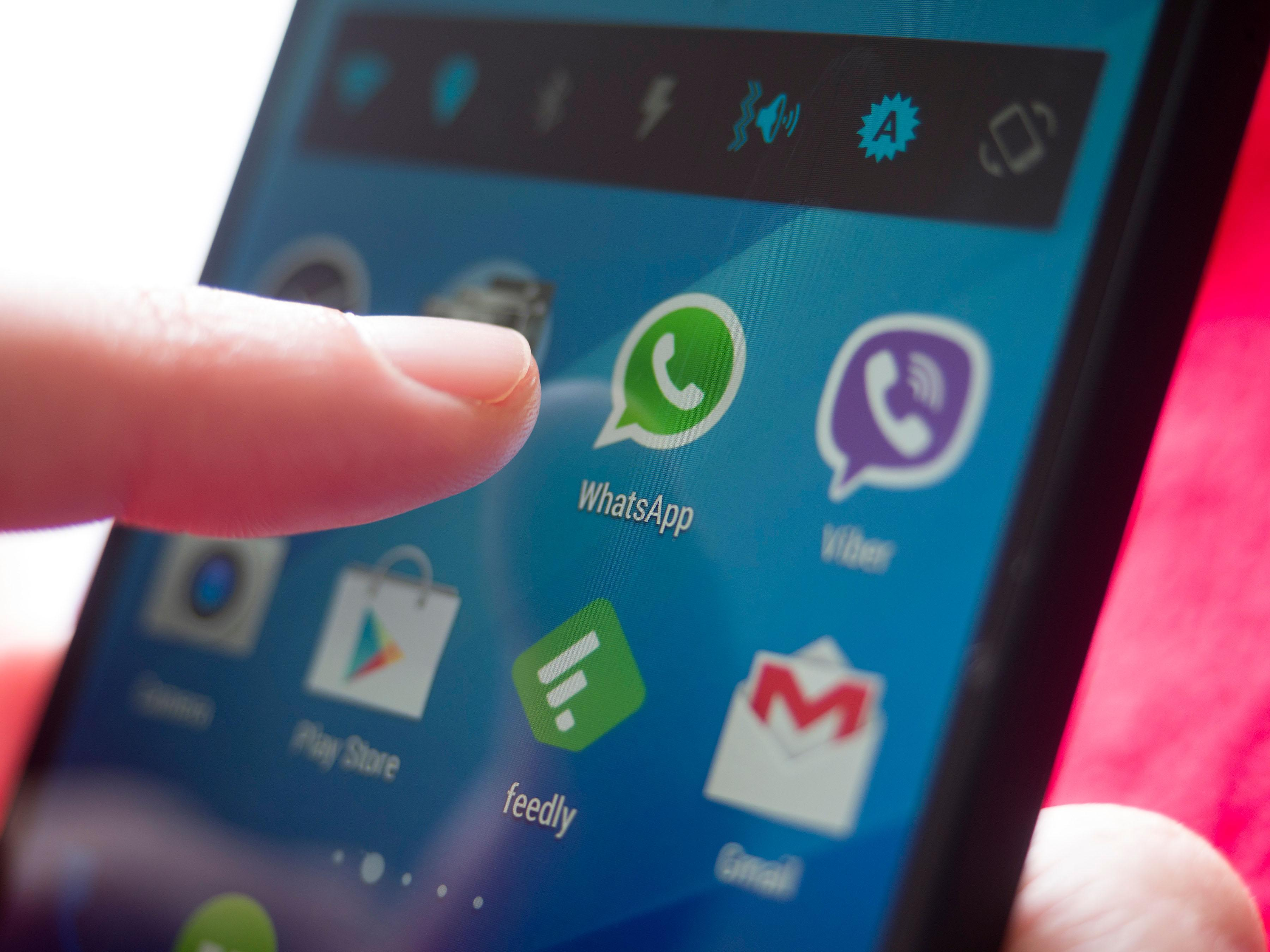 Investors will be able to send the digital cash via WhatsApp