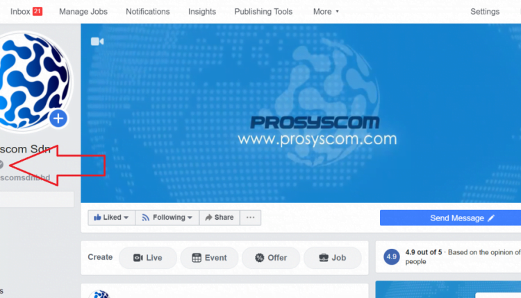 Facebook removing gray verified badges from Pages later this month
