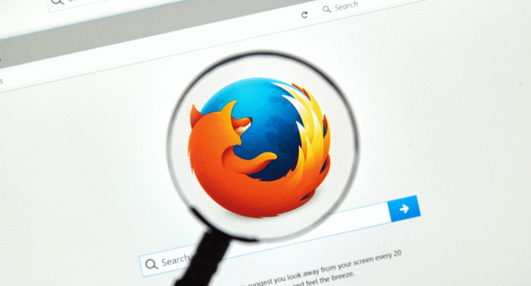 Firefox Privacy Protection makes website trackers visible